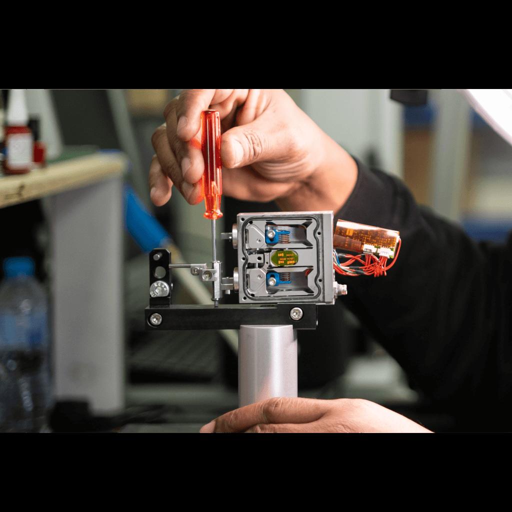 Repair of Measuring Gauge