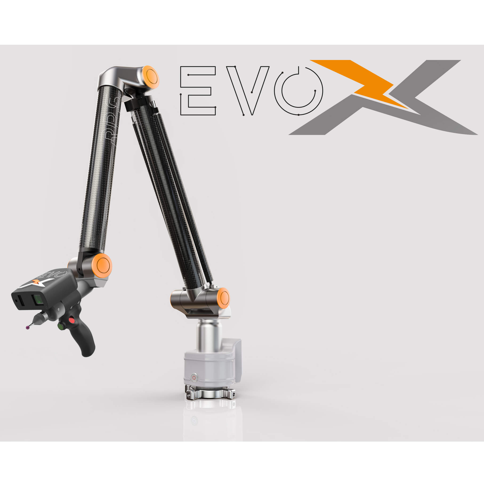 EVO X Articulated Measuring Arm With Laser and Touch probe