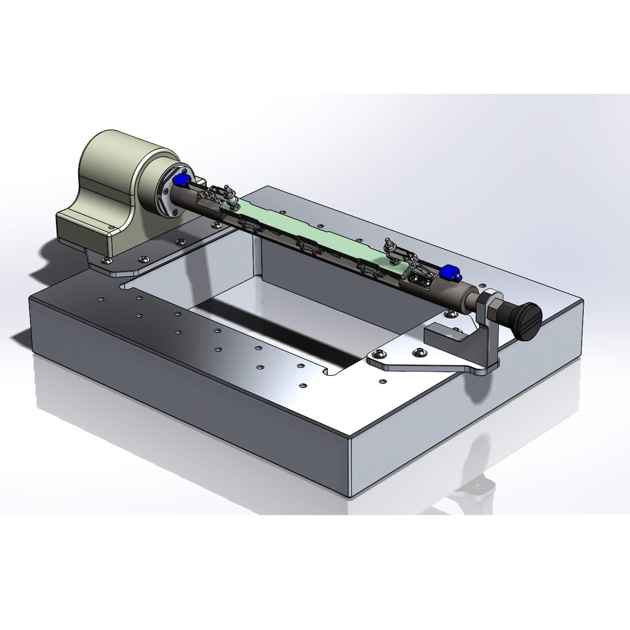 metrology fixture design