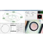 Micro Vu Excel Optical CMM software