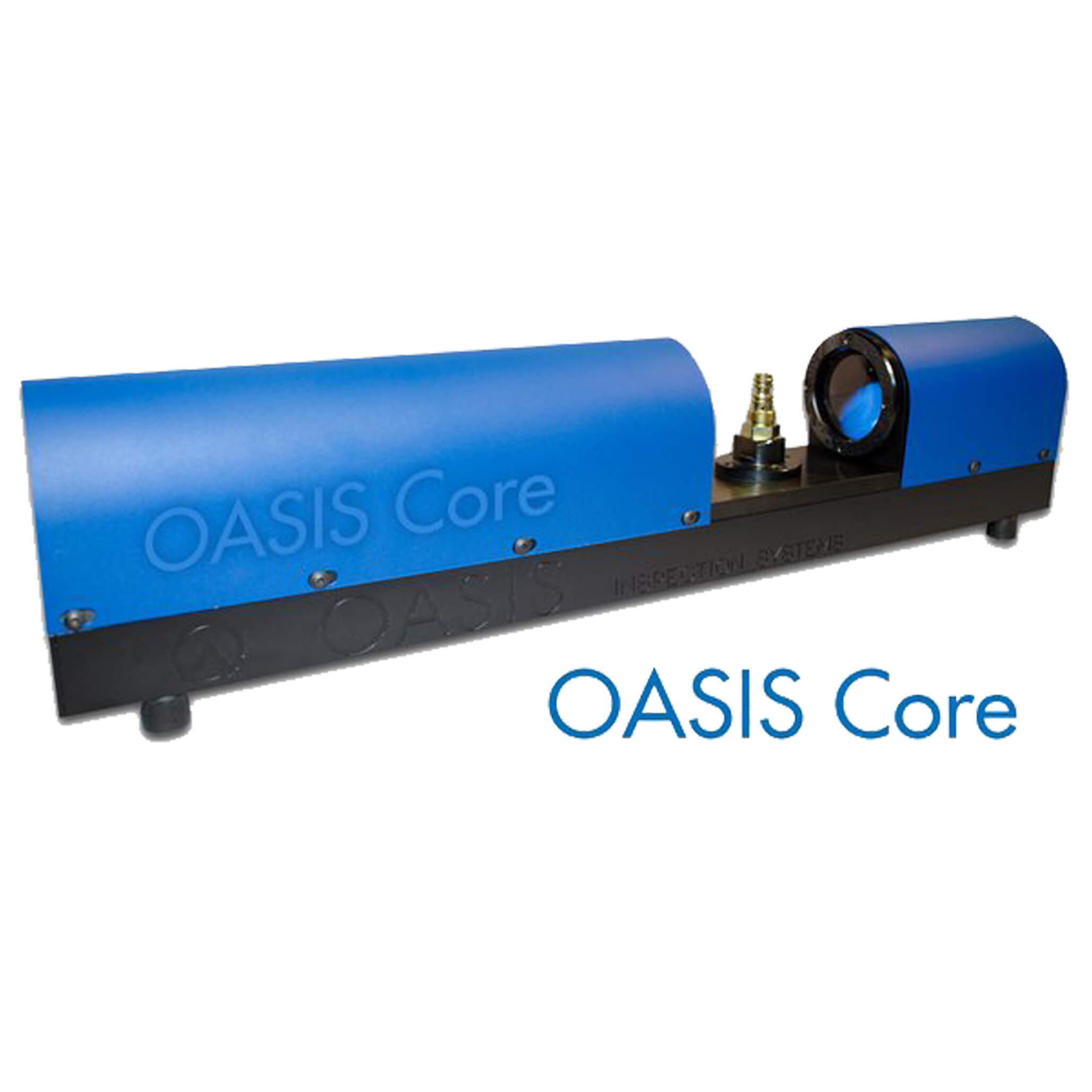 Oasis core non contact measurement of small parts