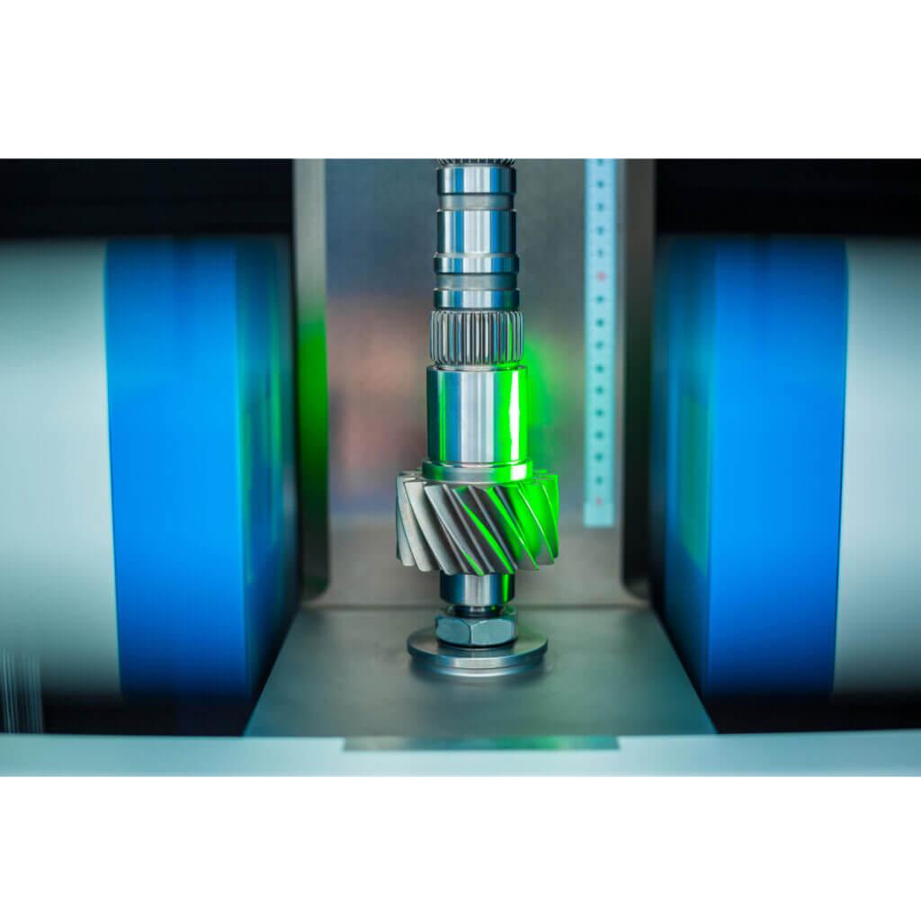 turbine / turbo shaft measurment