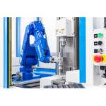 Opticline CA shaft measurement automatic robot loading