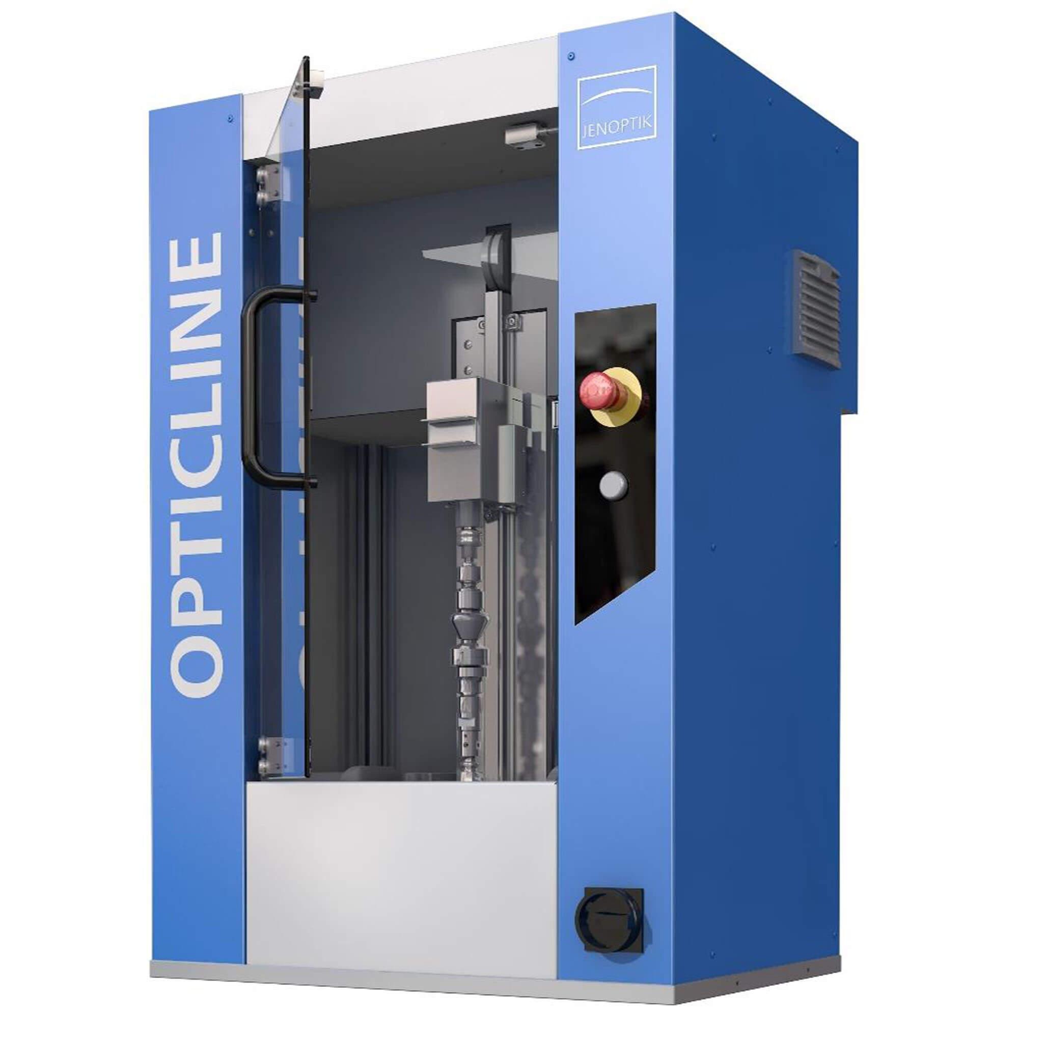Opticline CS shaft measurement