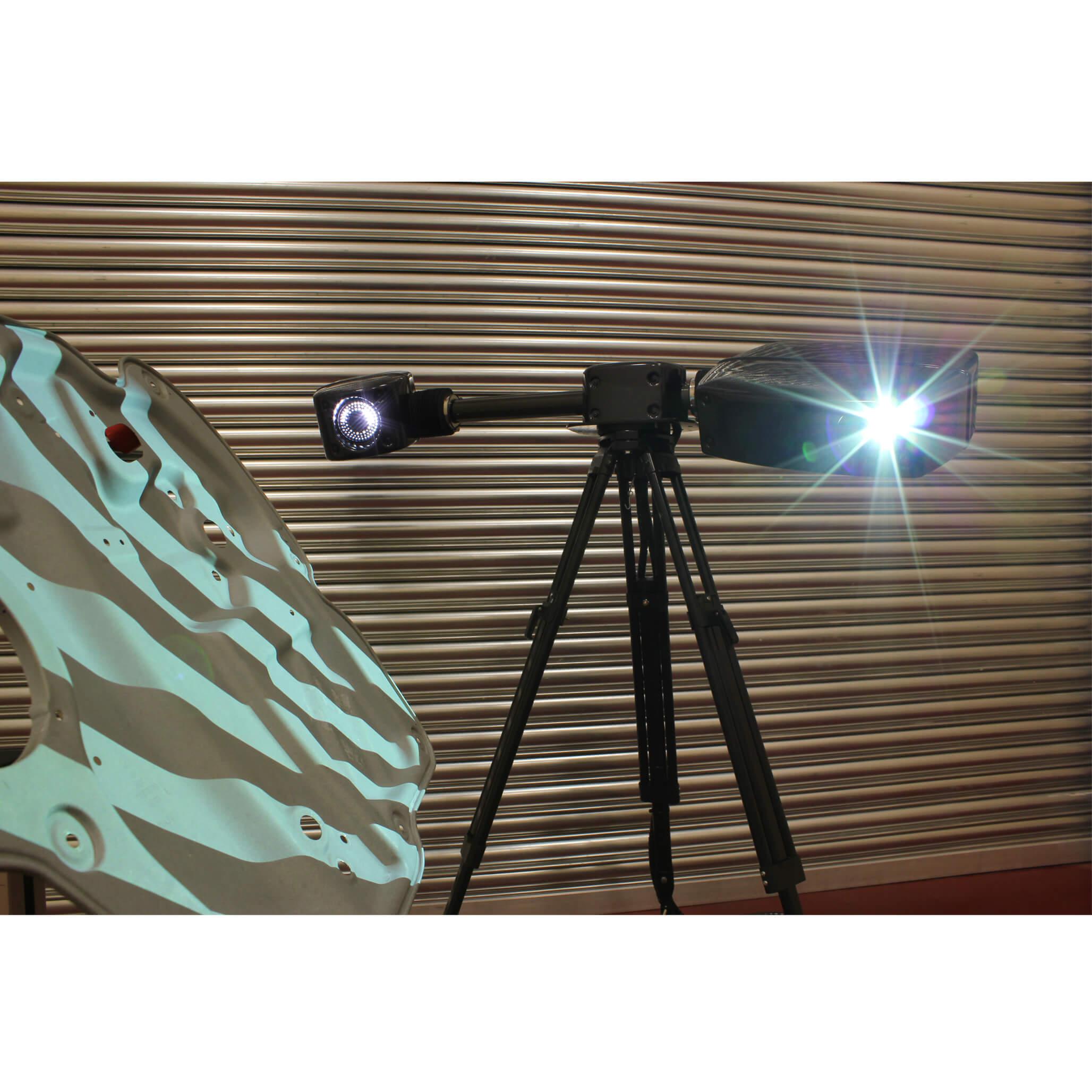 Optiscan 3D White Light Scanning