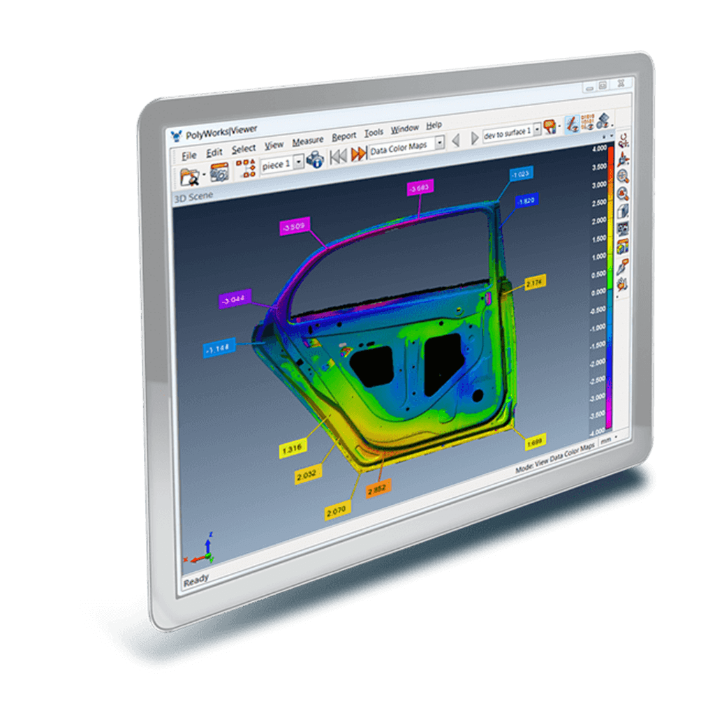 polyworks 3D software