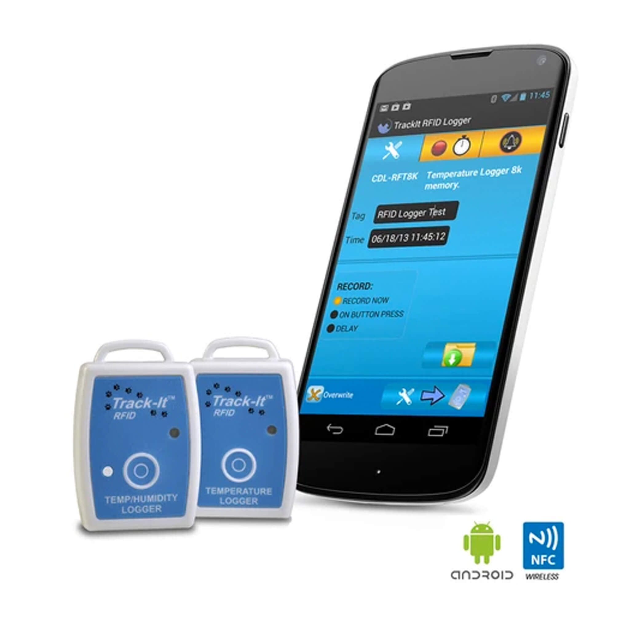 TrackIt Mobile Data Logger