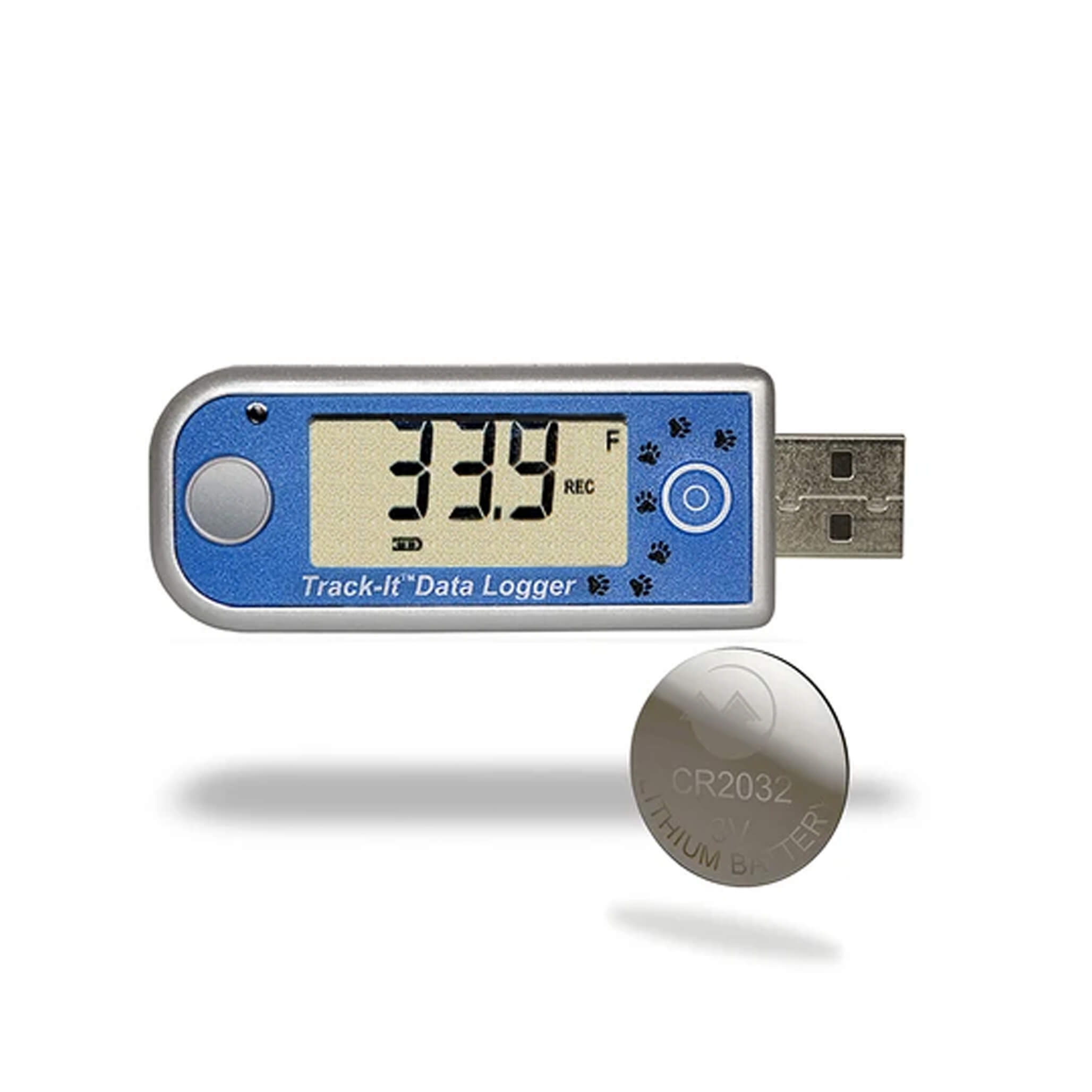 trackit temperature data logger