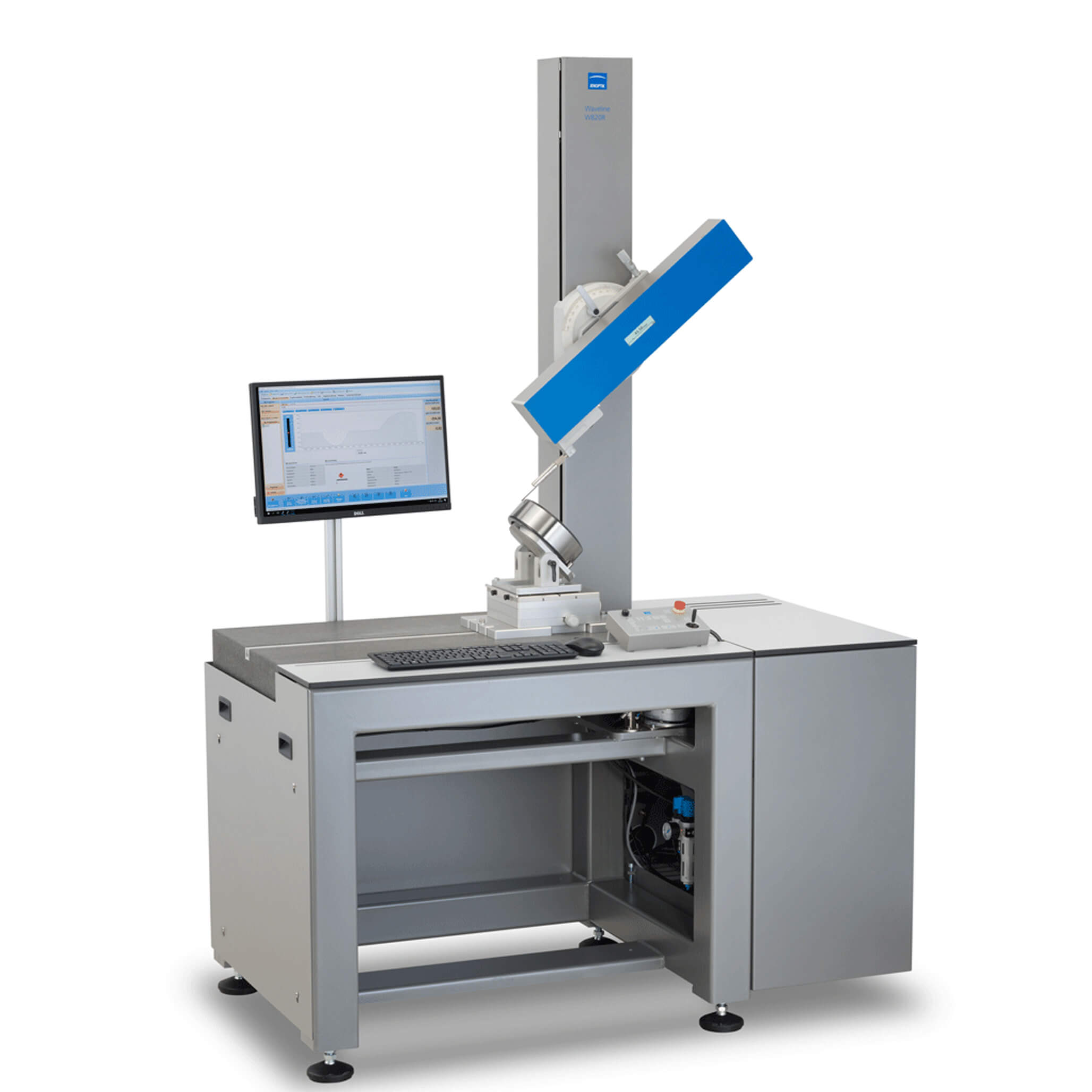 W800 roughness and contour measurement