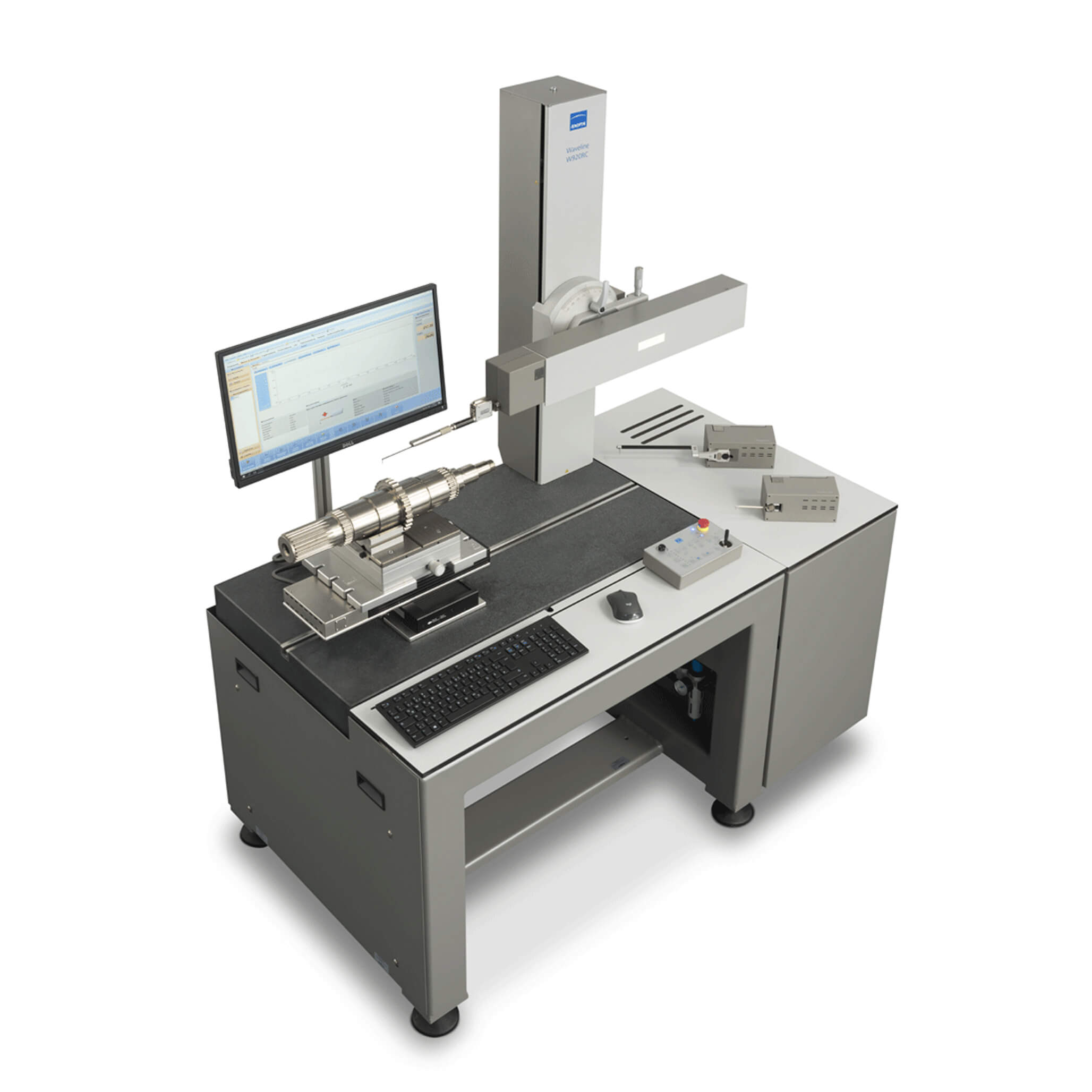 W900 roughness and contour measurement system
