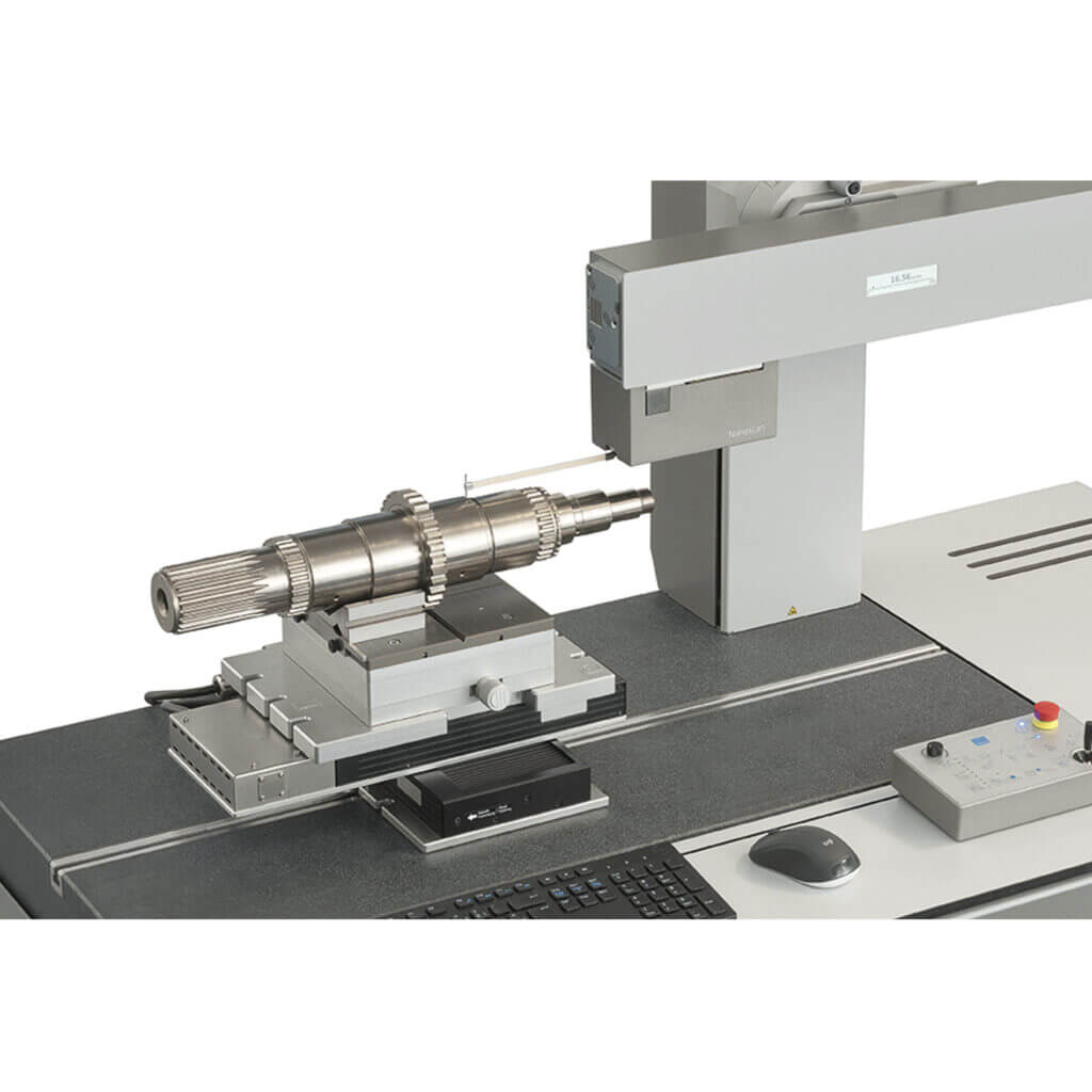 W900 roughness and contour measurement probe
