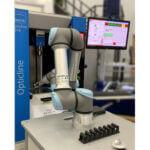 automation loading of optical shaft measurement