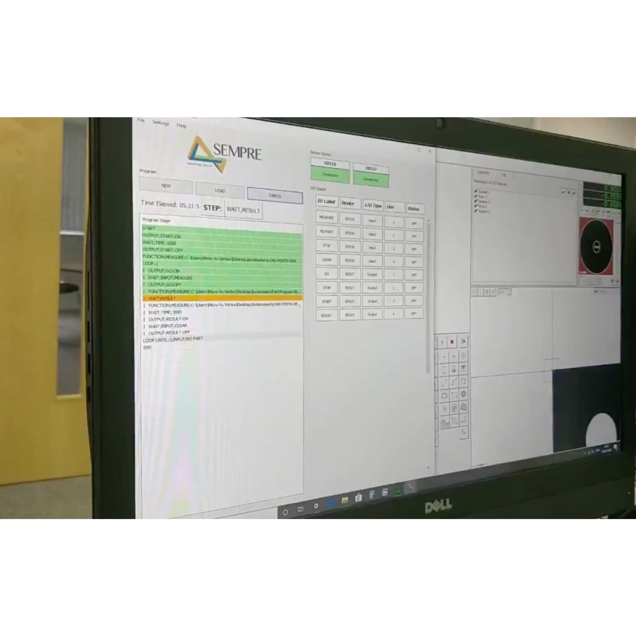 SempreConnect Industrial Automation Software