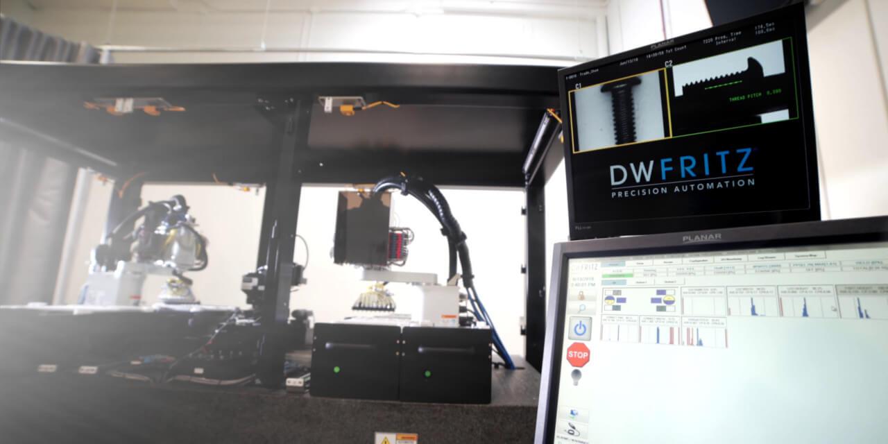 dw fritz measurement system
