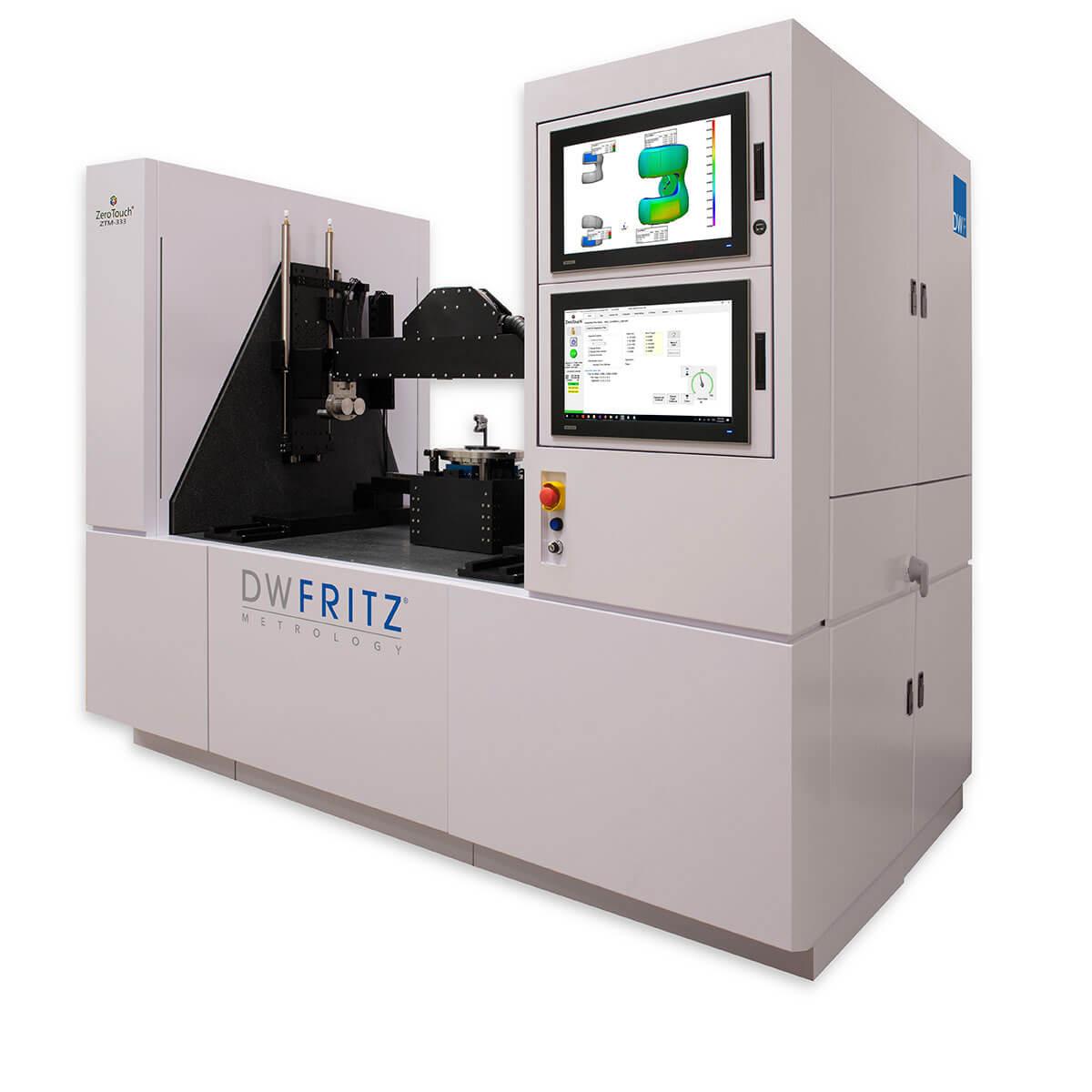 DW Fritz Zero touch Automated Non-Contact Measurement