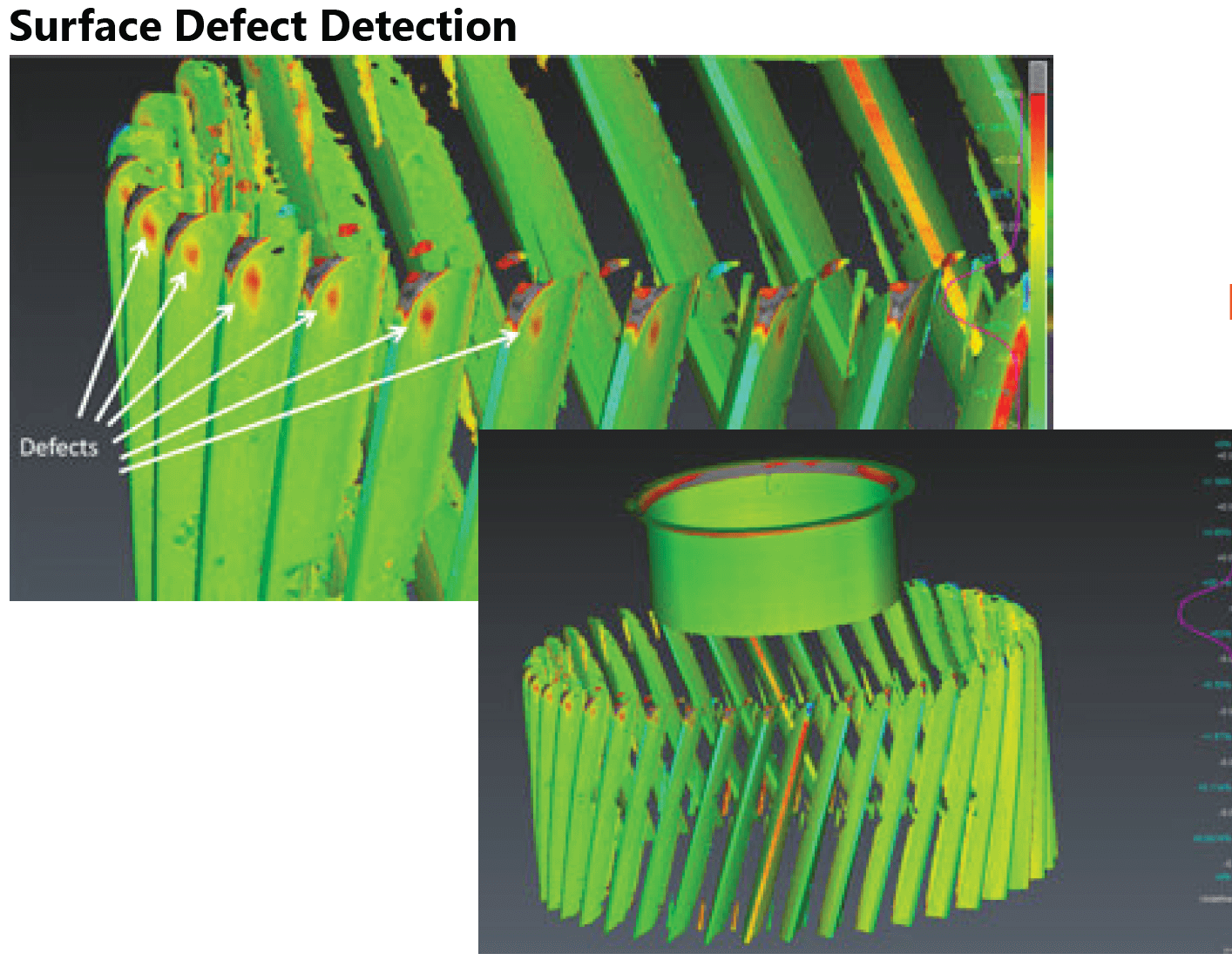 Zerotouch - Gear defect detection