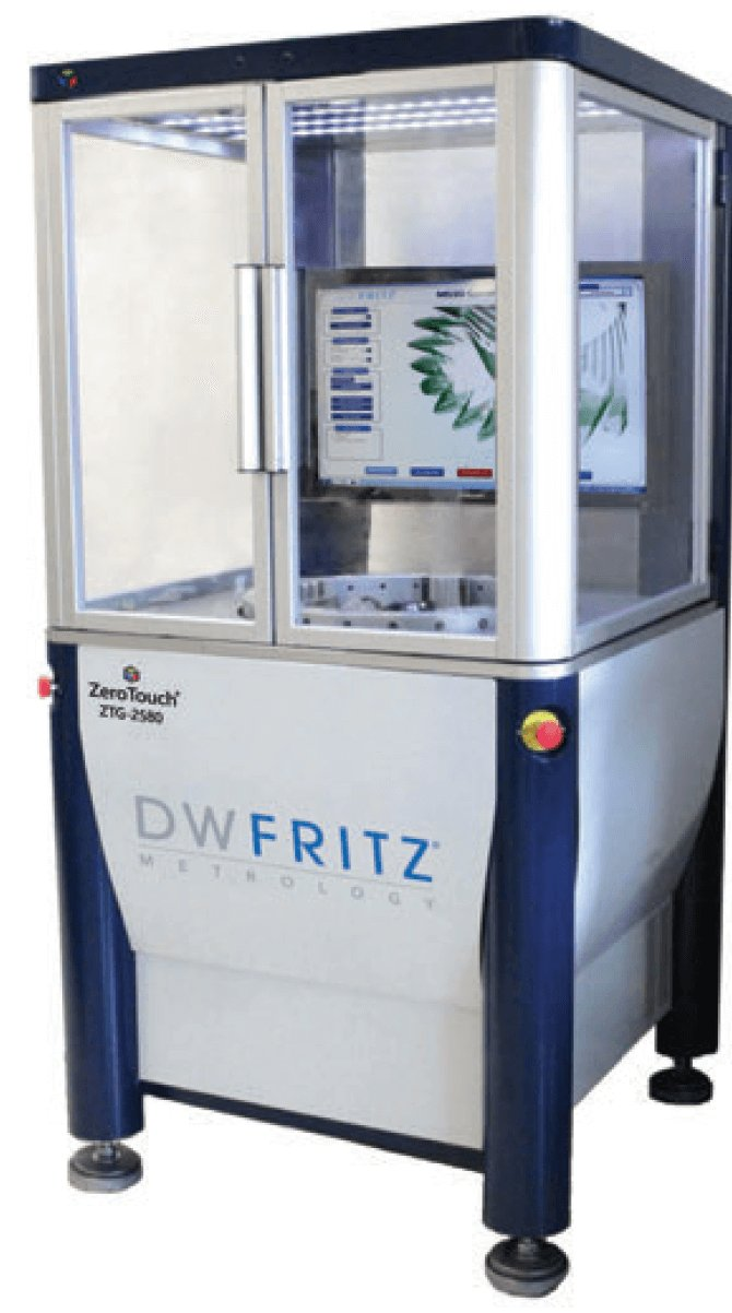 DW Fritz Zerotouch - ZTG 2580