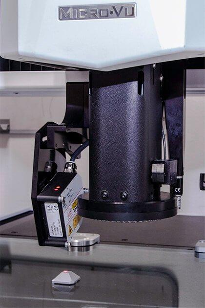 laser sensor kit microvu