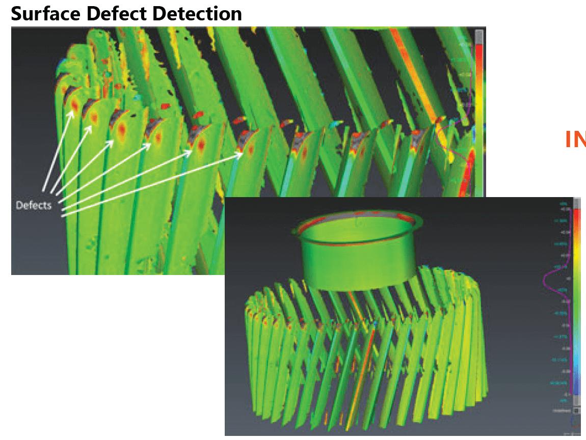Optical Gear Scan DWFritz ZTG